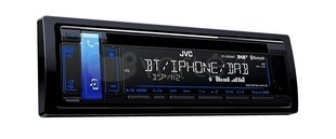 Autoraadio JVC KD-DB98BT-ANT, must