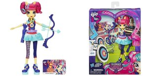 Nukk My Little Pony Equestria Girls Twiligh, B2026