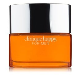 Tualettvesi Clinique Happy For Men EDT meestele 50 ml hind ja info | Meeste parfüümid | kaup24.ee