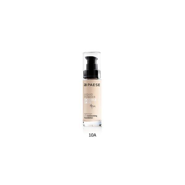 Jumestuskreem Paese Double Skin Aqua 30 ml