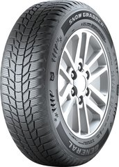 General SNOW GRABBER PLUS 275/40R20 106 V XL FR
