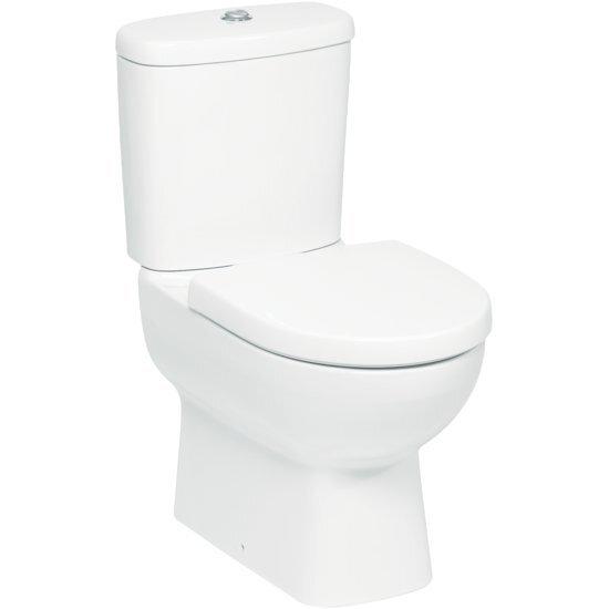 WC pott Kohler Panache aeglaselt sulguva kaanega
