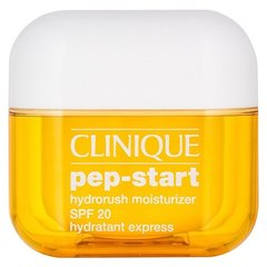 Päevane näokreem Clinique Pep-Start Hydrorush Moisturizer SPF20 50 ml