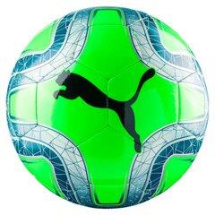 Jalgpalli pall Puma Green Gecko-Deep Lagoon FINAL 6 MS, 5 suurust