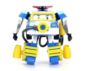 Mänguasjakomplekt Robocar Poli