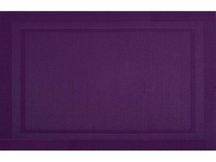 Lauakate AMBITION VELVET 30x45cm, lilla