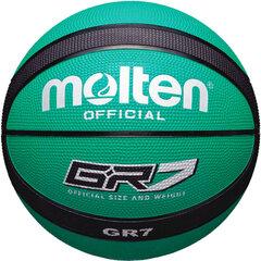Korvpall Molten BGR7-GK, suurus 7 hind ja info | Korvpallid | kaup24.ee