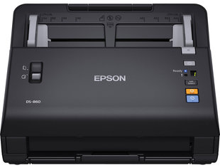 Epson WorkForce DS-860 / värviline цена и информация | Сканеры | kaup24.ee