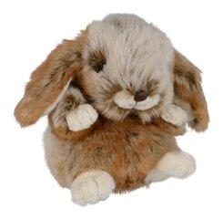 Bukowski Коричневый зайчик, 15 см