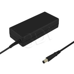Laptop AC power adapter Qoltec HP Compaq 65W | 18.5V | 3.5 A | 7.4x5.0+pin