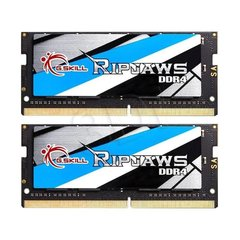 G.SKILL - SO-DIMM DDR4 16GB (2x8GB) Ripjaws 2400MHz CL16 1,20V