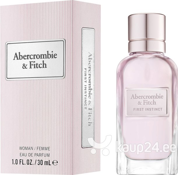 Parfüümvesi Abercrombie & Fitch First Instinct EDP 30 ml