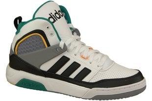 Meeste spordijalanõud Adidas Ctx9Tis Mid F99658, valge/must