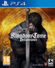 Mäng Kingdom Come: Deliverance, PS4