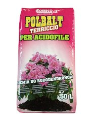 Rododendronite substraat Polbalt, 50L
