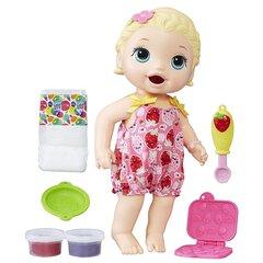 Interaktiivne nukk Lily Super Snacks Baby Alive