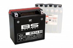 Aku BS-Battery BTX14-BS 12V 13Ah