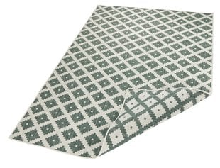 Vaip Bougari Twin Nizza Green Cream, 200x290 cm