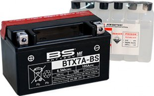 Aku BS-Battery BTX7A-BS 12V 6.3Ah