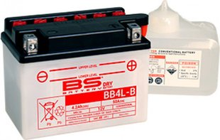 Aku BS-Battery BB4L-B 12V 4.2Ah