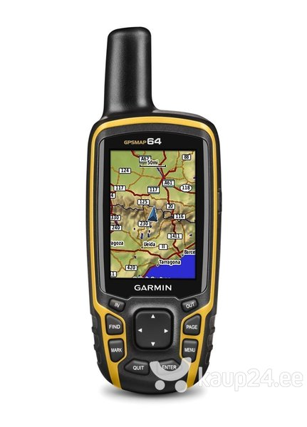 GPS seade Garmin GPSMAP 64