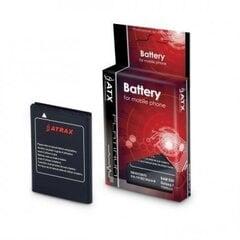 Aku ATX sobib Sony Ericsson K750i / J230i / Z710i, 1200 mAh (BST-37)