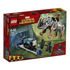 76099 LEGO® Marvel Super Heroes Rhino Face-Off by the Mine
