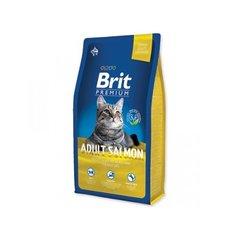 Kuivtoit kassidele Brit Premium lõhega, 1,5 kg hind ja info | Kuivtoit kassidele Brit Premium lõhega, 1,5 kg | kaup24.ee