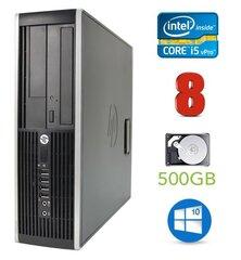 HP 8300 Elite SFF i5-3470 8GB 500GB DVDRW WIN10Pro