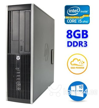 HP 8300 Elite SFF i5-3470 8GB 120SSD DVDRW WIN10Pro