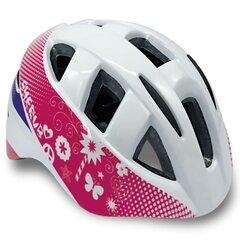 Велосипедный шлем Spokey Cherub, белый