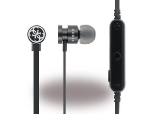 KõrvaklapidGuess GUEPBTBK Original Premium Bluetooth 4.1 Sport Headsets, must цена и информация | Наушники, микрофоны | kaup24.ee