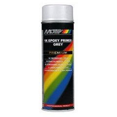 Hall epoksiid krunt Motip 1K Epoxy Primer (professionaalne), 500ml