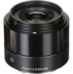 Sigma 19mm f/2.8 DN Art Sony, must