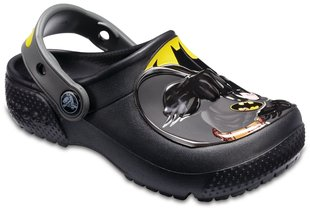Poiste jalanõud Crocs™ Fun Lab Batman™ Clogs, Black