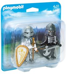 Конструктор 6847 PLAYMOBIL® Knights, Knights' Rivalry Duo Pack