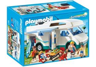 6671 PLAYMOBIL® Summer Fun Suvila ratastel