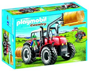 Конструктор 6867 PLAYMOBIL® Country, Трактор с краном