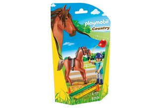 9259 PLAYMOBIL® Country Hobuste teraapia