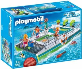 9233 PLAYMOBIL® Sports Action Allveelaev