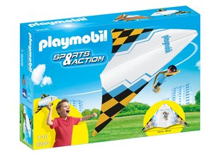 9206 PLAYMOBIL® Sports and Action Sinine deltaplaan