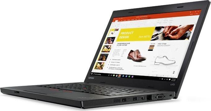 Sülearvuti Lenovo ThinkPad L470 ( 20J5S04300 )