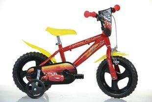 "Poiste jalgratas Dino bikes Pikne McQueen Cars 12"", 412UL-CS3"