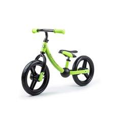 Tasakaalu jalgratas Kinderkraft 2Way Next, roheline