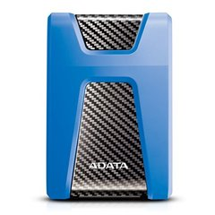 A-DATA DashDrive Durable 2.5'' 2TB USB3.1 sinine