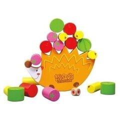 Puidust tasakaalu mäng Hedgehog PlayMe