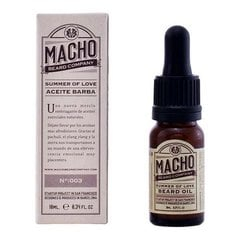 Habemeõli Summer Of Love The Macho Beard Company 18 ml
