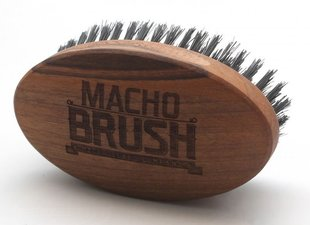 Habemehari Macho Military Brush, 1 tk