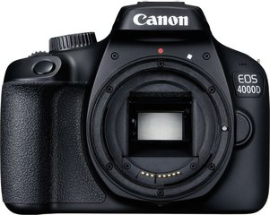 Canon EOS 4000D Body, must