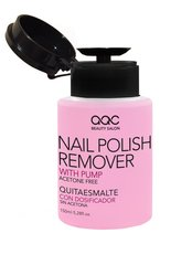 Küünelakieemaldaja AQC Beauty Salon Nail Polish Remover With Pump 150 ml
